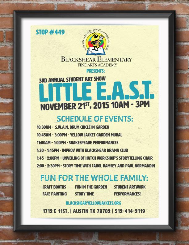 Little EAST at Blackshear