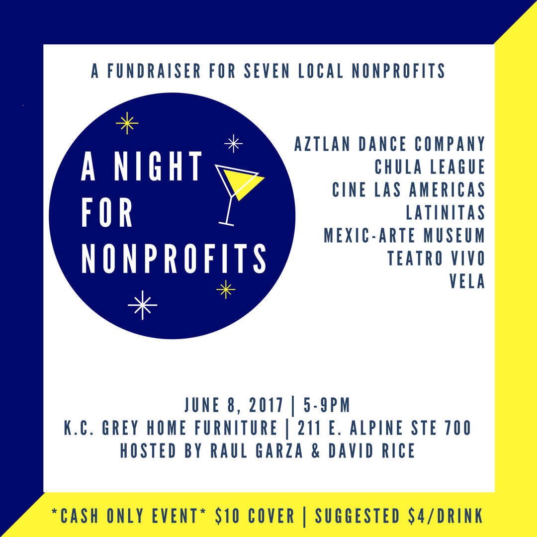 A night for nonprofits
